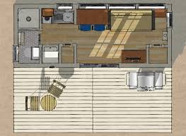 Tiny Home Floor Plans Free Tiny House Plans Shipping Container Homeca