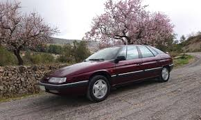 citroen usa hemmings find of the day u2013 1992 citroen xm hemmings daily