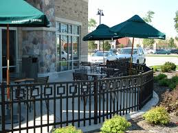 Home Depot Decorative Fence Milwaukee Commercial Fencing Munson Inc Fence Division