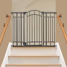 Baby Gates For Stairs No Drilling Baby Safety Gates Guide Bearded Dad