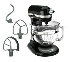 Purple Kitchenaid Mixer by Kitchenaid 6 Qt 575 Watt Glass Bowl Lift Stand Mixer W Flex Edge