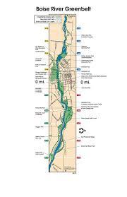 Riverside State Park Trail Map by Boise Greenbelt Wikipedia