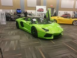 Lamborghini Gallardo Lime Green - 2014 lamborghini aventador lp700 spyder convertible lime green
