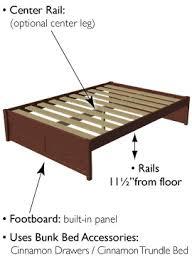 night u0026 day furniture p series basic bed