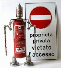 les robots de cuisine l made with a recycled extinguisher