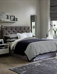Marks And Spencer Duvet Cover Eva Mono Stripe Bedding Set M U0026s