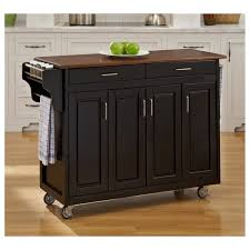 Black Kitchen Island Kitchen Carts Kitchen Island Cart With Marble Top White With