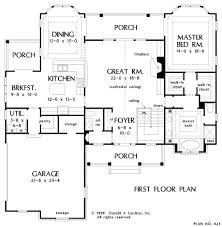 donald gardner floor plans house plan the ryecroft by donald a gardner architects