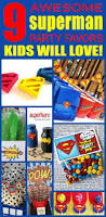Superman Decoration Ideas by Best 25 Superman Party Favors Ideas On Pinterest Superman Party