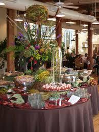 food tables at wedding reception wedding flower wedding candles wedding decorating wedding food