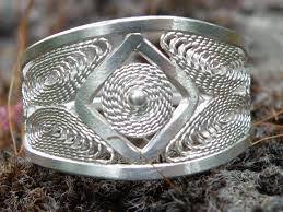 silver wire rings images Jewellery making filigree wire silver ring jpg