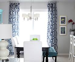 White And Navy Curtains Iheart Organizing Hooked On Navy