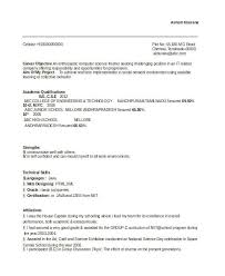Best Resume For Freshers by Fresher Engineer Resume Templates 6 Free Word Pdf Format