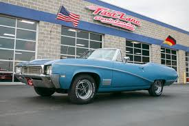 Buick Muscle Cars - 1968 buick skylark fast lane classic cars