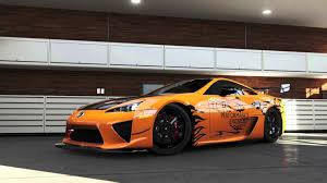 lexus lfa engine lfa turbocharged racers edition presentation youtube