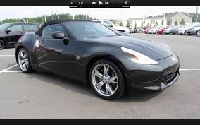 nissan fairlady 370z price 2011 nissan 370z touring roadster start up exhaust and in depth
