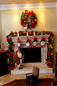 fireplace decoration fireplace decorating for christmas lizardmedia co