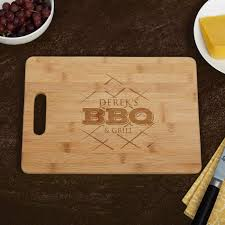 personalize cutting board grill personalized cutting board