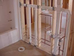 Average Basement Finishing Cost by To Build A Bathroom In Basement U2013 Materials And Labor Costs