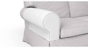 Armchair Protector Ektorp Armrest Protectors Beautiful Custom Slipcovers Comfort