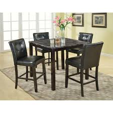 mor furniture dining table cool black dining table and 4 chairs set of 4 dining chairs alva set
