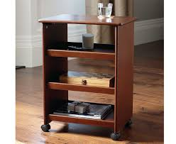 Kitchen Side Table by Multi Purpose Storage Side Table Isle Castors Kitchen Living Room