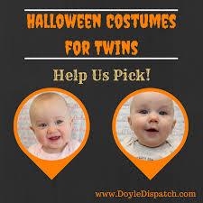 Halloween Costumes Twin Girls Halloween Costumes Boy Twins