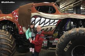 monster trucks jam crew chiefs take in monster jam hendrick motorsports