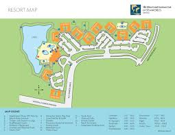 grand map grand vacations at seaworld hotel in orlando florida