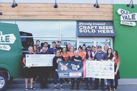 Wildfire Bc Jobs by Old Yale Brewing Raises 10 000 For Bc Wildfire Relief Beer Me