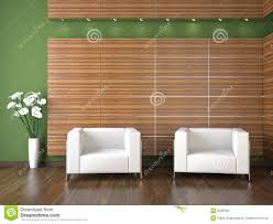 interior design of modern waiting room stock photography image