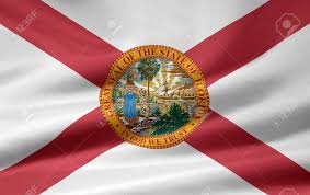 Flags Of Florida Flag Of Florida Stock Photo Picture And Royalty Free Image Image