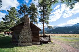 A Frame Cabins For Sale by Colorado Retreats Sky Ranch At Ute Trail Near Lake City Colorado