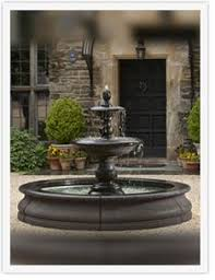 Backyard Fountains For Sale by Outdoor Fountains Shop Outdoor Water Features