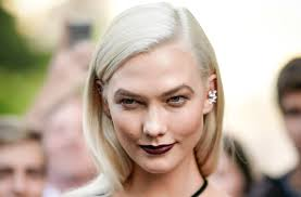 karlie kloss hair color karlie kloss reveals bleach blonde hair during paris couture week