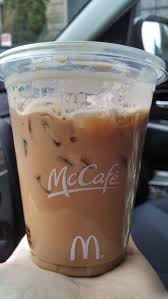 Iced Coffee Mcd thirsty dudes mcdonalds mccafe iced mocha caramel