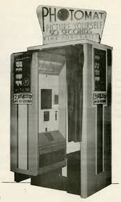 Photo Booth Machine Brighton Early 20th C Portraits