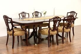 vintage dining room set dining room black round dining table with black dining room set