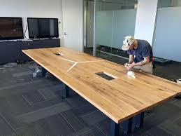 Custom Boardroom Tables Past Projects And Custom Pieces 2nd Chance Tables
