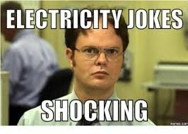 Shocking Meme - electricity jokes shocking memes com electricity joke meme on me me