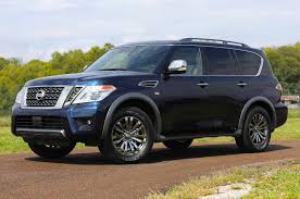 frontier nissan 2018 2018 nissan armada platinum reserve is not a credit card it u0027s a