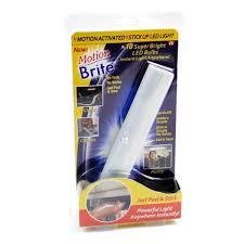 stick up led lights motion activated brite stick up led light lights offerat