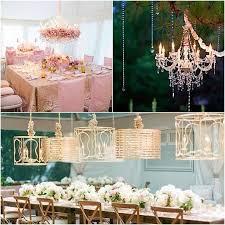 Wedding Chandeliers Wedding Chandeliers Add Glamour To The Decor Weddbook