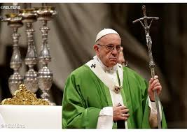 pope francis homily for world day of the poor vatican radio