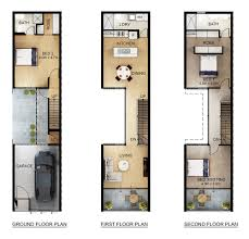 toddler floor plan what is a tuck under garage terrace clic house floor plan floors