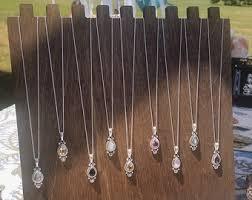 display holder necklace images Necklace display etsy jpg