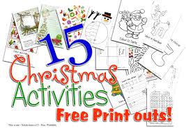sarah mum 3 free childrens christmas activities