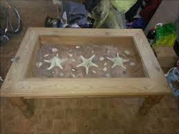 Wohnzimmertisch Dekorieren Couchtisch Holz Glas Schublade U2013 Nikkihaus