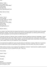 Veterinary Technician Resume Download Vet Cover Letter Haadyaooverbayresort Com