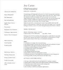 senior executive resume top executive resumes best executive resumes resume templates sle